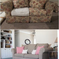 Tufted Chair And Ottoman Chairs Cover Rentals In Virginia Top 10 Refreshing Diy Re-upholstered Furniture - Inspired