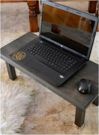 Top 10 Leisurely DIY Lap Desks - Top Inspired