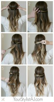 popular hair tutorials