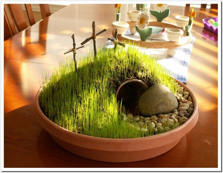 top enchanting easter centerpieces