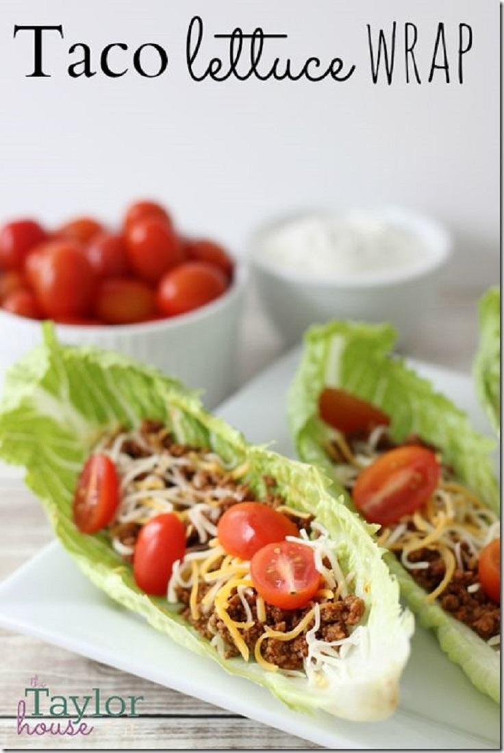 Taco-Lettuce-Wrap