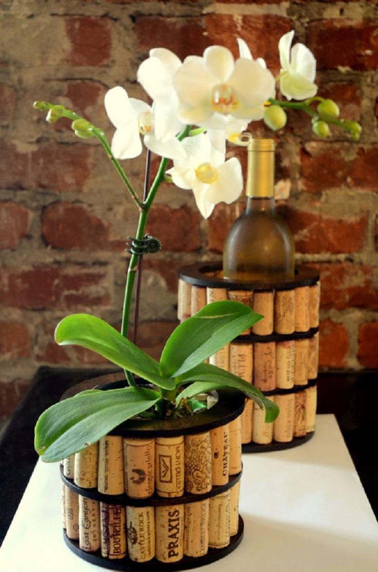 corck-vase