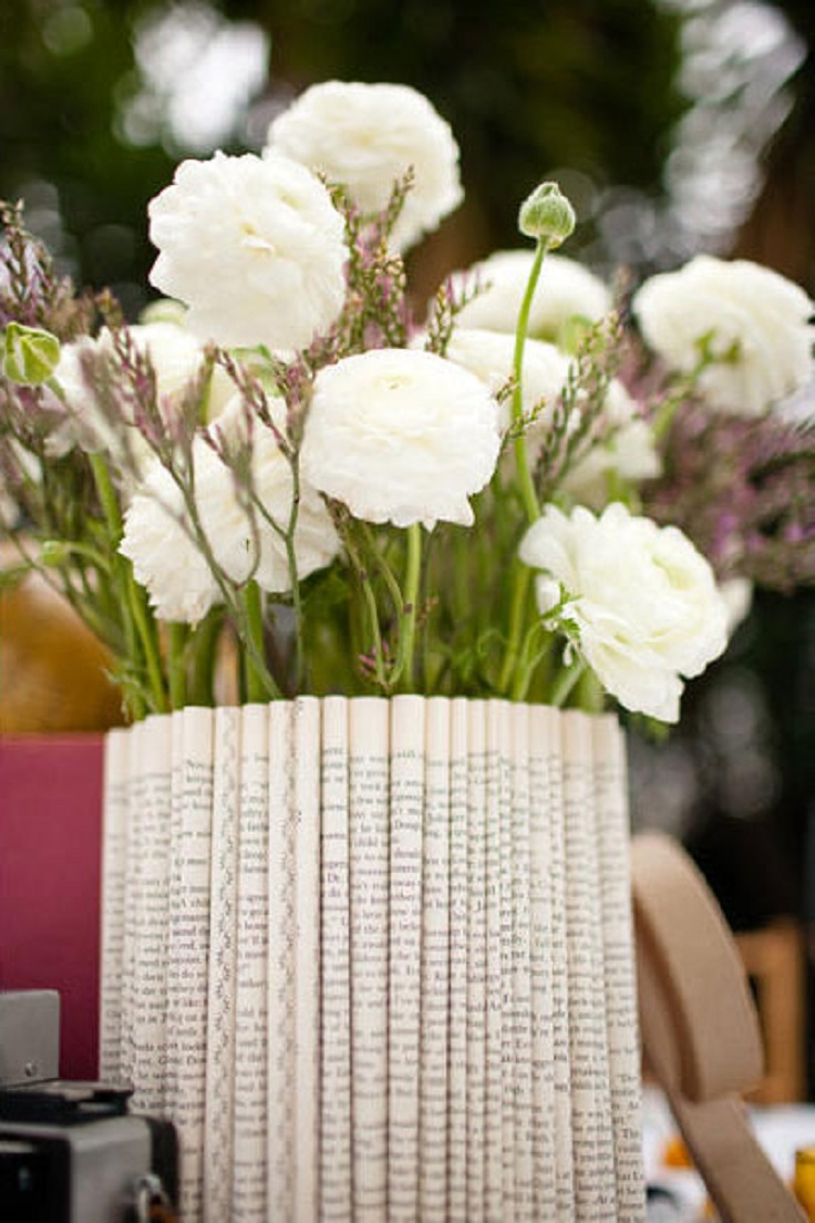 newspaper-vase