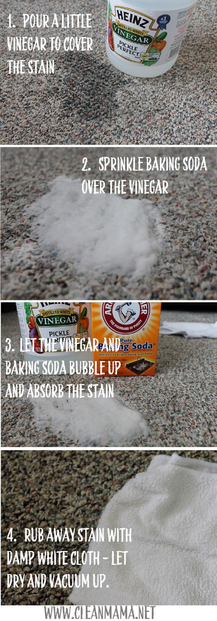 10-سوبر-سهلة-السجاد-تنظيف-الطريقة