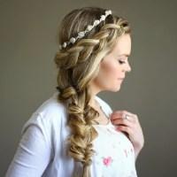 diy wedding hair easy diy wedding hairstyles ...