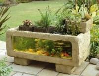Amazing World: 10 Awesome Garden Aquarium and Pond Ideas ...