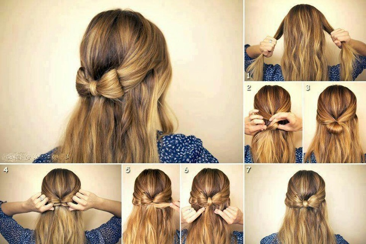 Top 10 Easy No Heat Hairstyles For Medium Or Long Length Hair