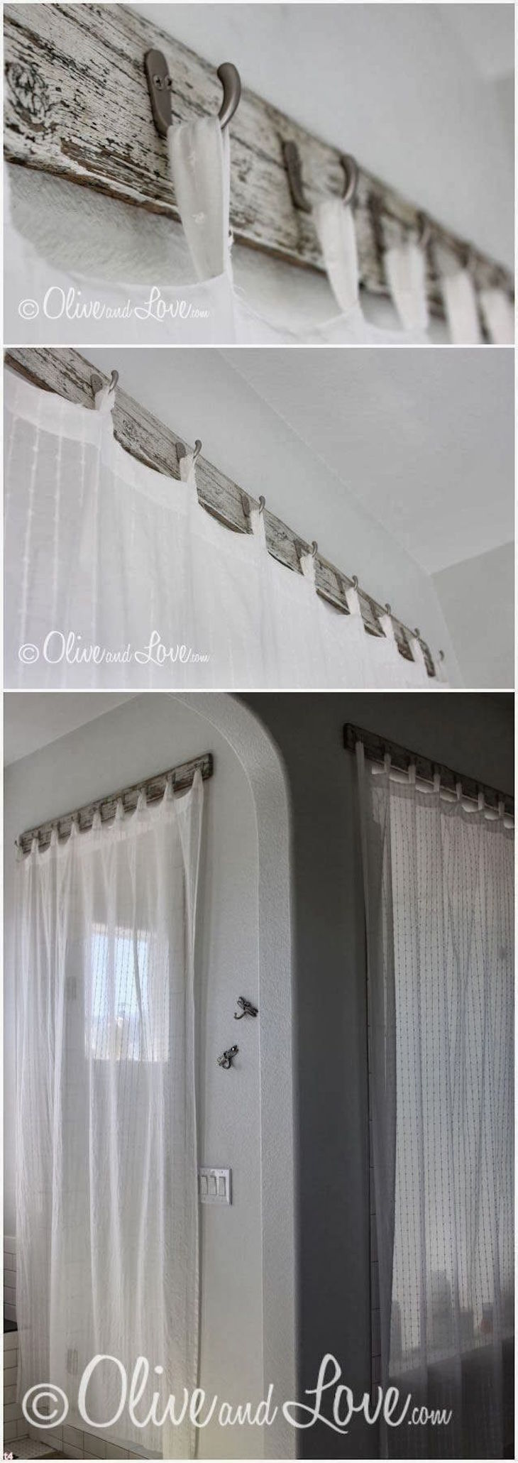 TOP 10 Decorative DIY Curtain Designs  Top Inspired