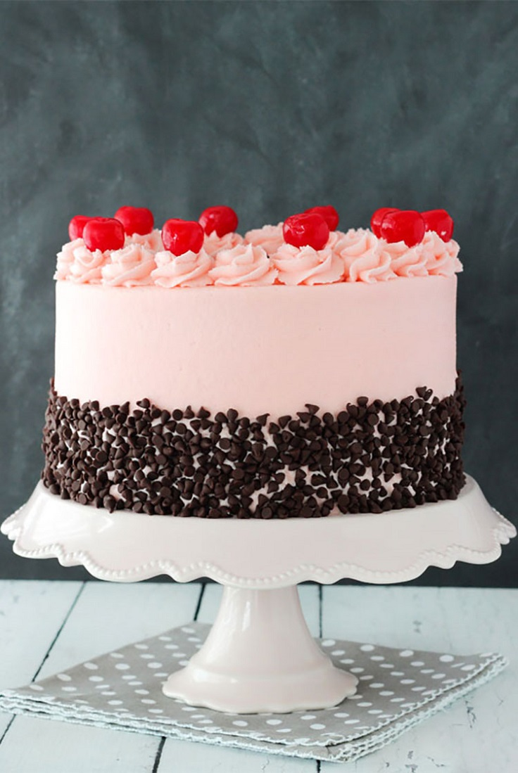 Top 10 Most Beautiful Cakes You Need To Try Top Inspired