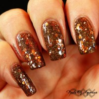 Top 10 Nail Art Designs Inspired by Fall - Top Inspired