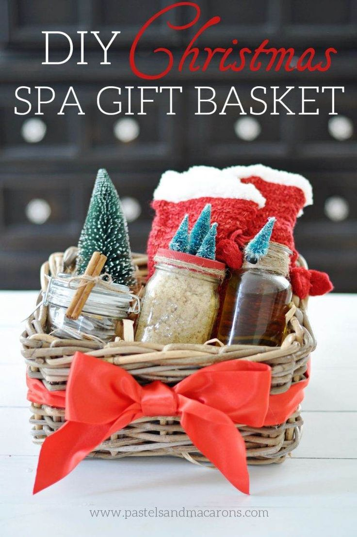 Top 10 DIY Gift Basket Ideas for Christmas  Top Inspired