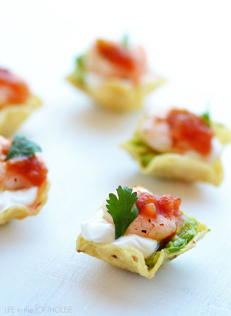 10 Christmas Party Appetizers