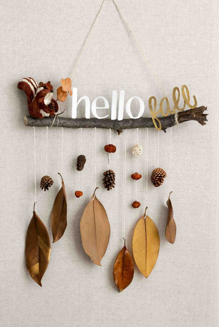 5. Hello Fall Sign
