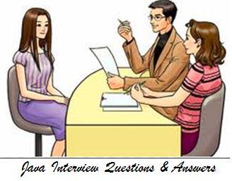Interview questions topjavatutorial