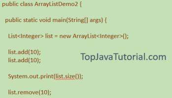 Java Quiz 38 ( ArrayList) - Top Java Tutorial