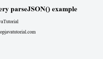 Converting JavaScript values to JSON using stringify - Top