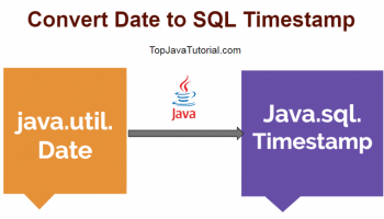 Java - Convert Date from one format to another - Top Java Tutorial