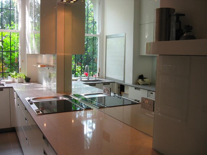 kitchen mirrors cabinet designer glass portfolio essex mirror splashback 151