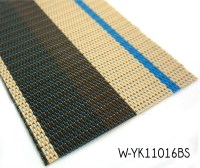 Colorful Woven Flooring With Flat Wire Vinyl Yarns ...