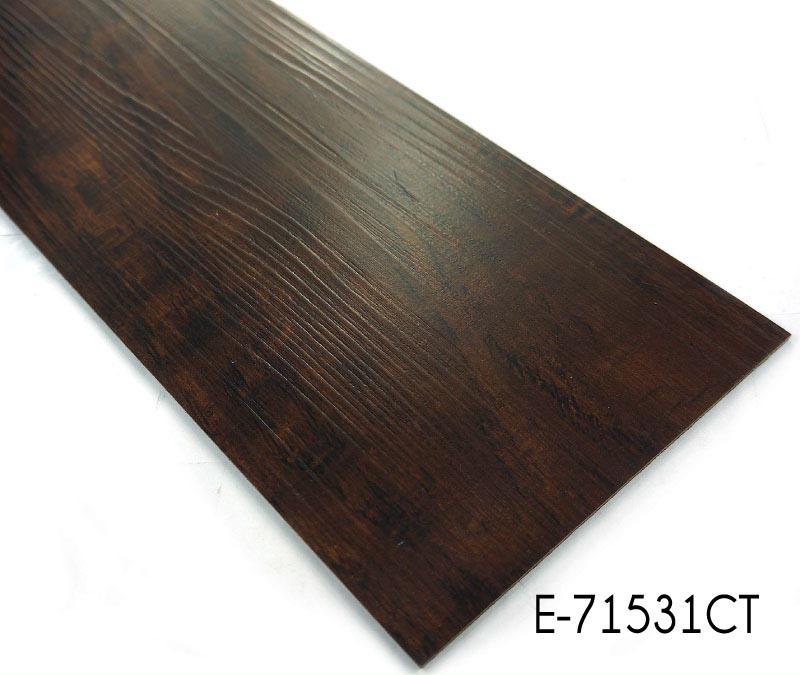 Luxury Wood Glue Down Vinyl Plank Flooring  TopJoyFlooring