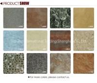 Colorful Marble Grain Adhesive Vinyl Tiles - TopJoyFlooring