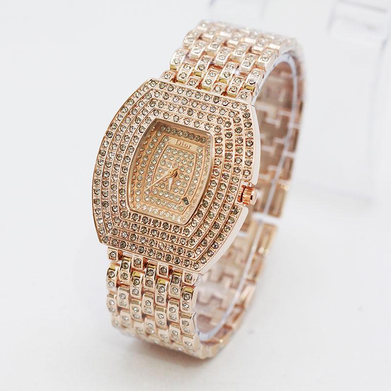 Jam Tangan Wanita Model Terbaru Desain Modern dan Mewah  RYN Fashion