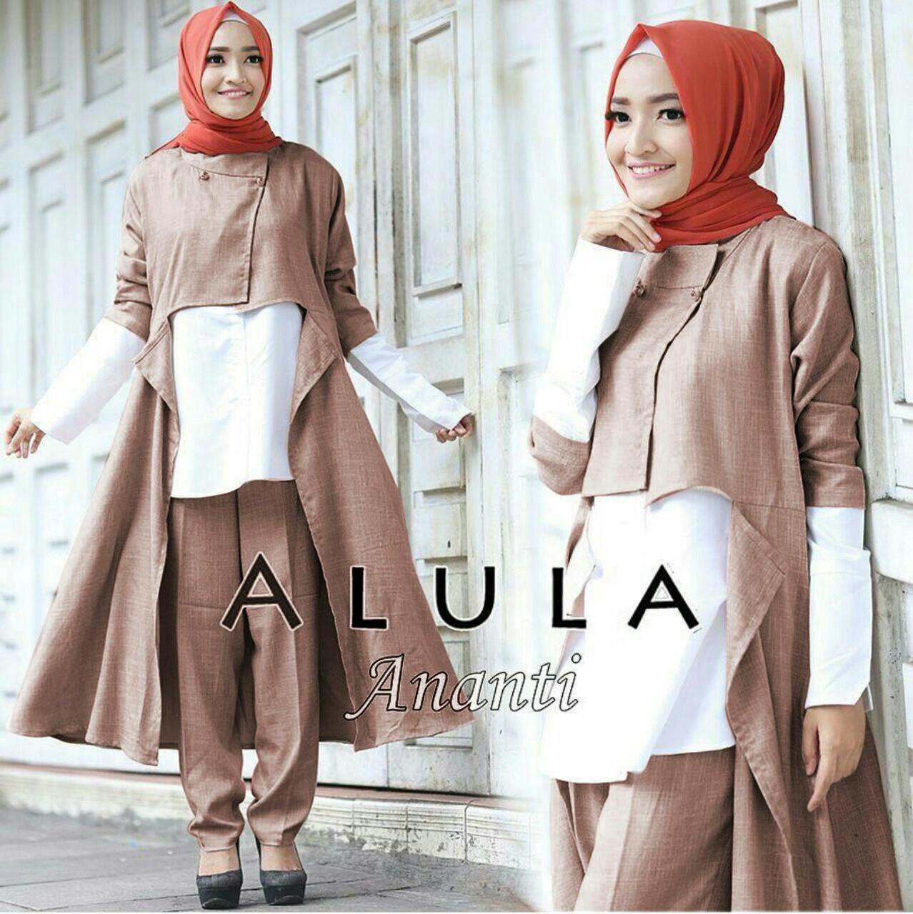 Jilbab Yang Cocok Untuk Baju Warna Coklat Susu