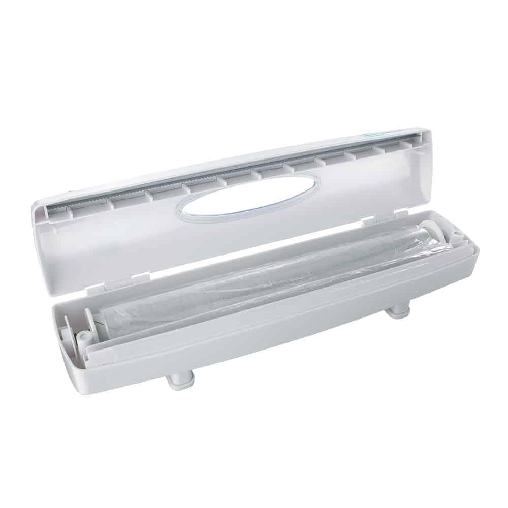 Wraptastic Wrap Dispenser Cling Film Kitchen Aluminium