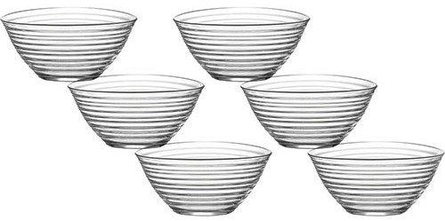 Die Top 18 Schale Glas