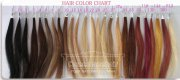 color chart hair weaves
