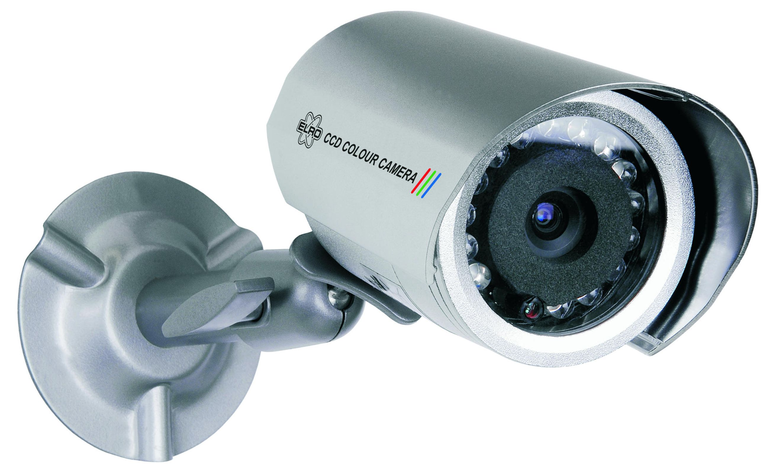 medium resolution of elro wired ccd colour security camera