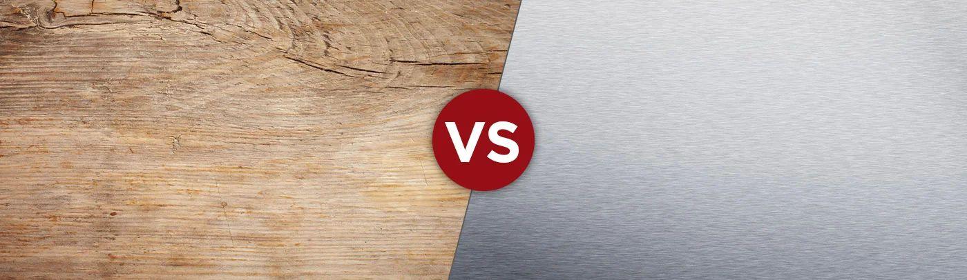 Steel Buildings vs. Pole Barns