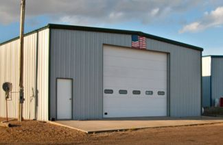 Garage Steel Buildings from Topline Steel Buildings