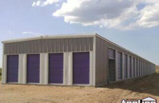 Steel Mini Storage Buildings from Topline Steel Buildings are 100% USA Made