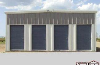 Steel Mini Storage Buildings by Topline Steel Buildings