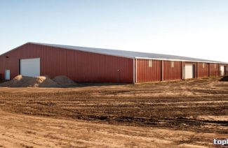 Topline Steel Buildings for Steel Riding Arena