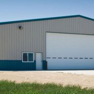 kansas steel buildings by Topline - Agricultural Steel Buildings