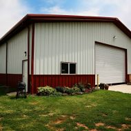 agricultural metal buildings Topline Steel Buildings