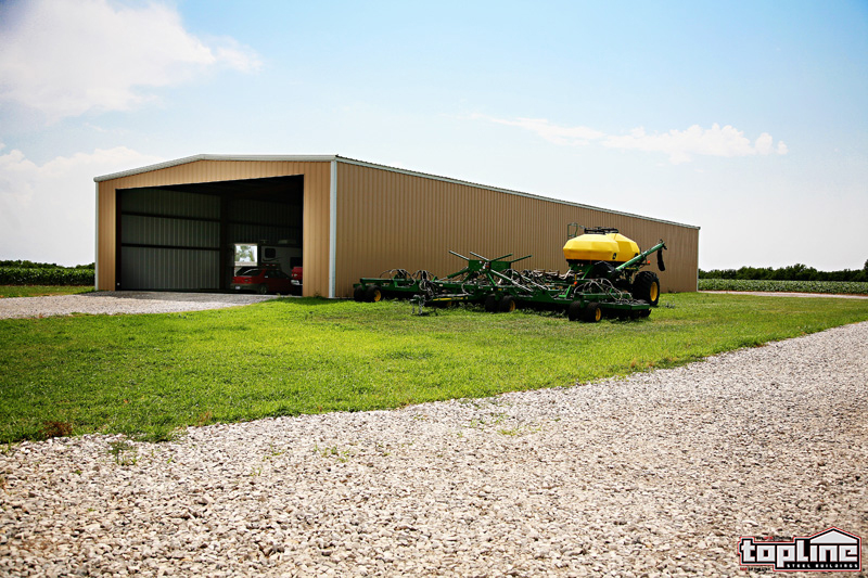 Less Is More With Steel Buildings in Wichita, KS