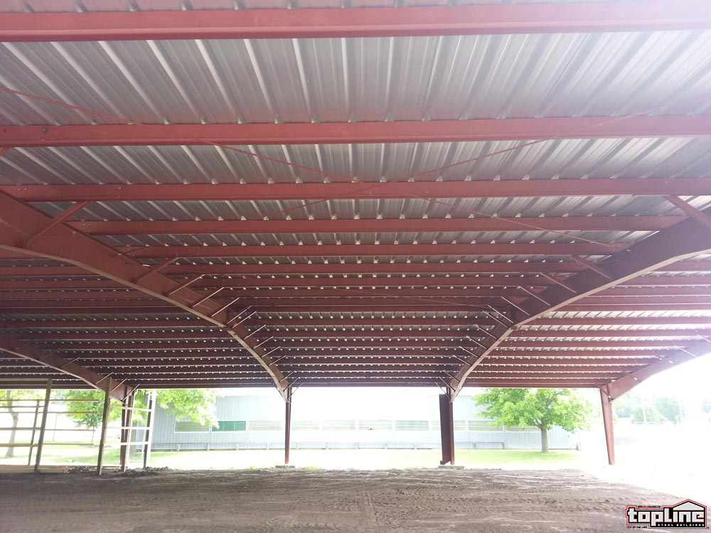 Clear Span, Clearly Better—Topline Farm Buildings