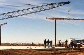 Industrial Steel Buildings by Topline Steel Buildings Erection Process