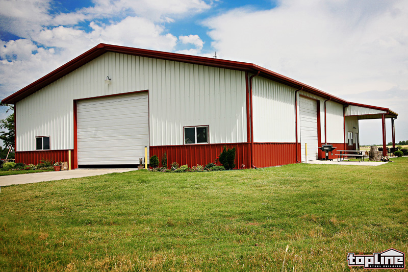 Going Green With Steel Buildings