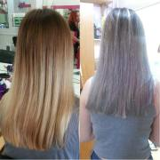 top line - hair design