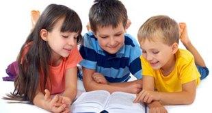 La lectura: libros para niños