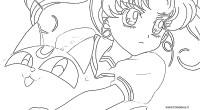 ** IMMAGINI DA COLORARE DI SAILOR MOON - ** Topmanga anime ...