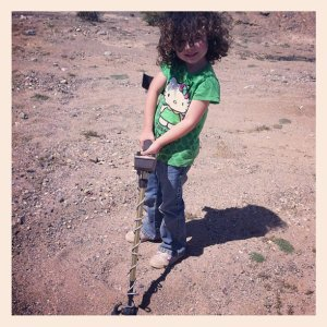best metal detector for kids, old one