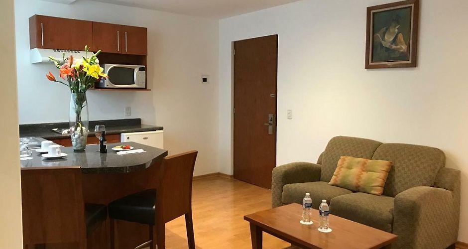 Suites Aristoteles 225 Mexico City