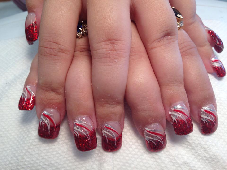 Red party dress nail art designs by top nails clarksville tn red party dress nail art designs by top nails clarksville tn prinsesfo Image collections
