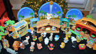 Fisher Price Little People Nativity Collection 4 Complete RARE Sets with Boxes