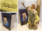 SIGNED by E Fontanini Lemuel Nativity Figure 321 Roman 1999 75 Scale